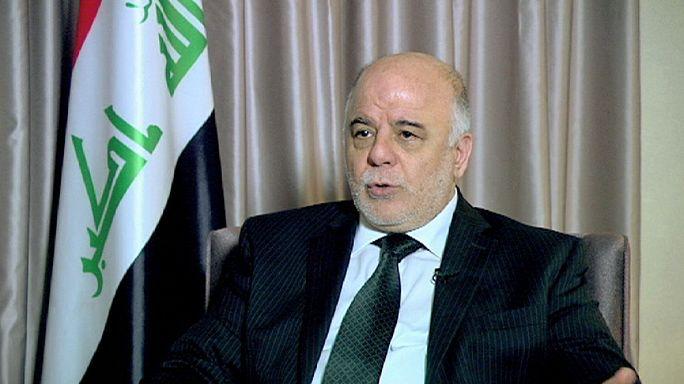 İbadi: 'İran uçaklarının İrak hava sahasına girmesine izin vermedim'