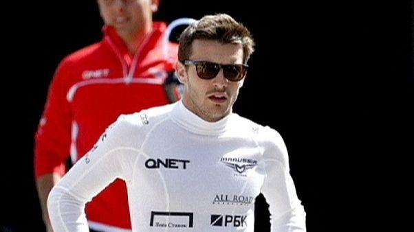 Formel 1: Bianchi bei Unfall offenbar zu schnell