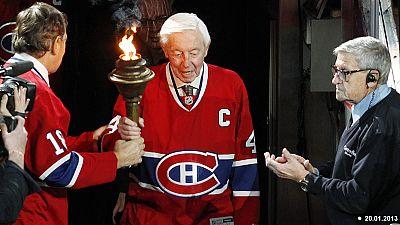 Hockey: è mort a 83 anni il canadese Jean Béliveau