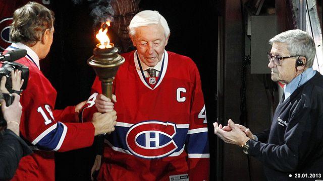 Hall of Famer Beliveau dies aged 83