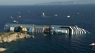 كوستا كونكورديا: فيديو يظهر استعداد الربان لمغادرة السفينة