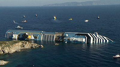 Un vídeo contradice la versión de Schettino en el naufragio del Costa Concordia