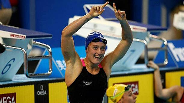 Garcia topples two World Records on opening night in Doha