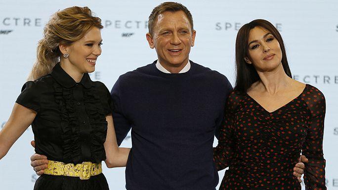James Bond aime les french girls : Léa Seydoux est la 8ème