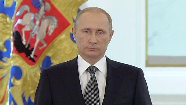 بوتين: لن يستطيع أحد الهيمنة على روسيا عسكريا