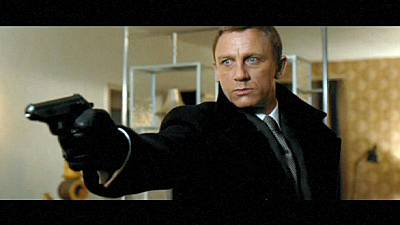 """Spectre"": Titel des neuen James Bond-Films"
