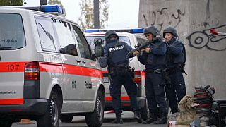 False gunman alarm spreads panic at Zurich University