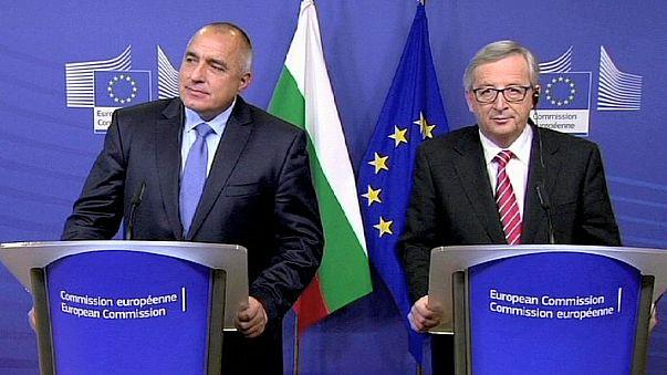 Juncker: 'Güney Akım Projesi için top Rusya'da'
