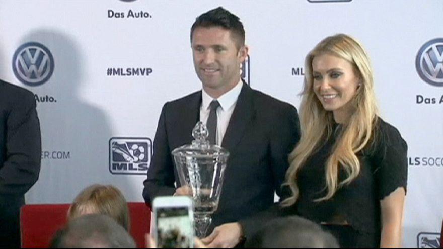 Robbie Keane MLS'in en değerli oyuncusu seçildi