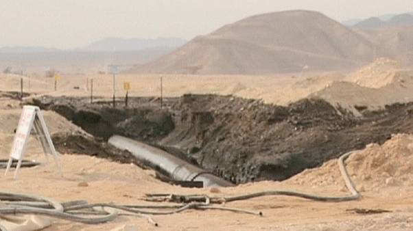 Israel oil spill 'worst in country's history'