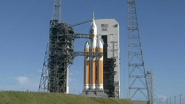 Αναβολή 24 ωρών για την εκτόξευση του Orion της NASA