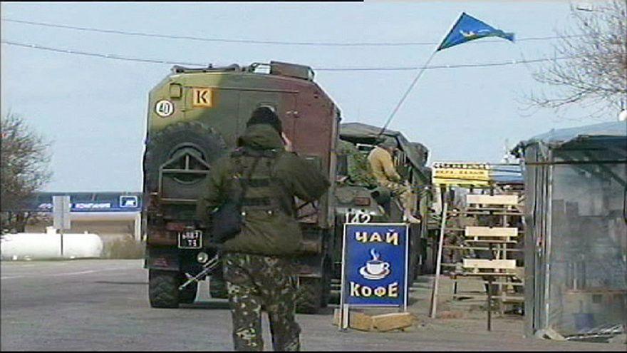 """Human Right Watch: """"Ukrajna kazettás bombát használt az oroszbarát csapatok ellen"""