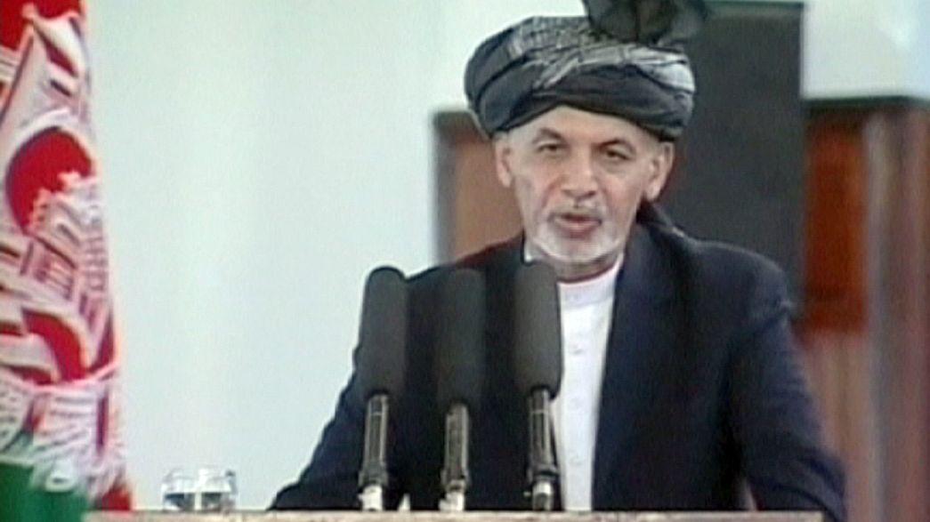 Afganistán: La guerra contra los talibanes principal reto del nuevo presidente