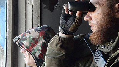 Kiev et les séparatistes annoncent l'arrêt des tirs le 9 décembre