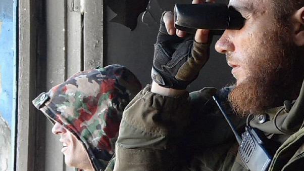 Ukraine president announces new ceasefire