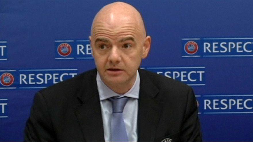 UEFA - korlátok Oroszországnak