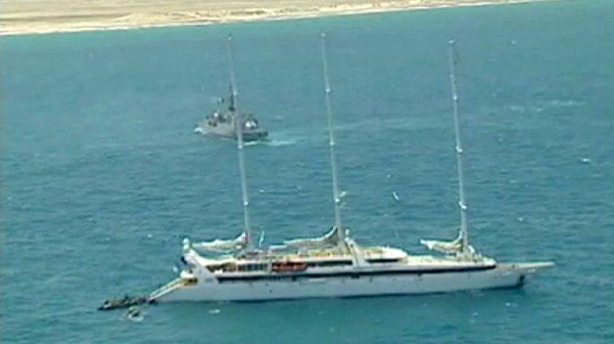 Francia deberá indemnizar a diez piratas somalíes