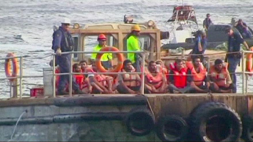 Letelepedési vízumot kapnak a menekültek Ausztráliában