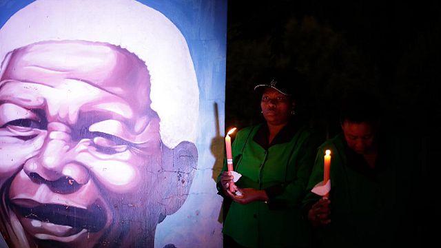 В ЮАР отмечают годовщину смерти Манделы