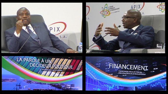 المنتدى الاقتصادي الاول للفرانكوفونية: لمبادرات تجعل من القارة الافريقية مكاناً متقدماً اقتصادياً