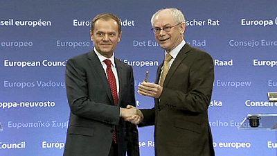 Tusk, grupo Estado Islámico y Hungría