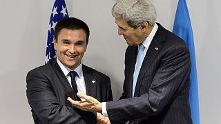 Главы МИД ОБСЕ обсуждают Украину