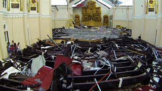 Σε συναγερμό λόγω ακραίων καιρικών φαινομένων Αυστραλία και Φιλιππίνες