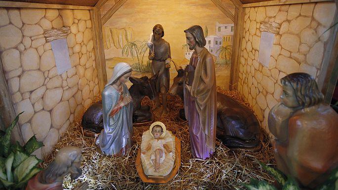 France : laïcs et catholiques se disputent les crèches de Noël