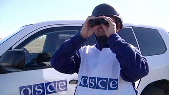 ОБСЕ в сложной роли на востоке Украины