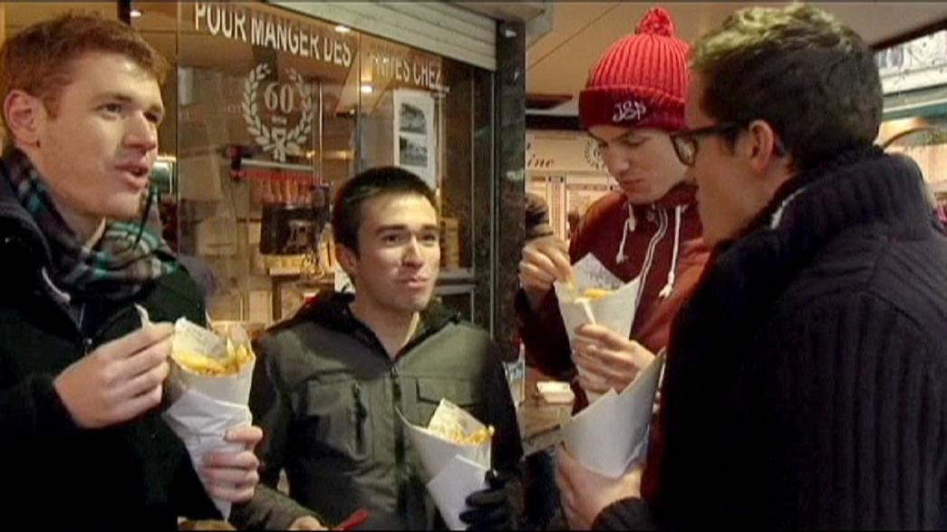 Belgian fries bid for UNESCO world heritage status