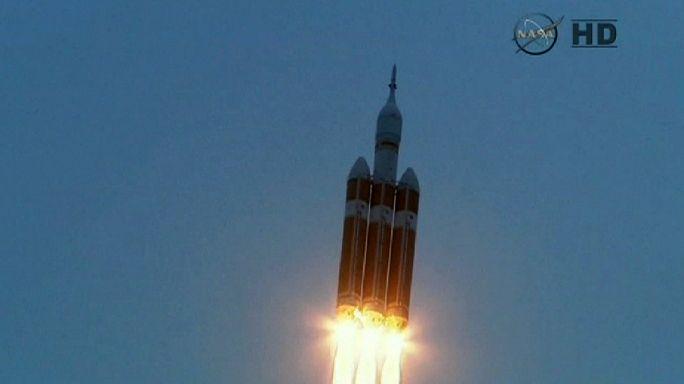 Orion rentre sans encombre sur Terre, la conquête de Mars peut commencer