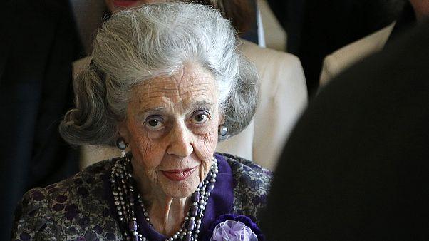 Belçika Kraliçesi Fabiola yaşamını yitirdi
