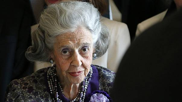 Belgium's former queen Fabiola dies at 86