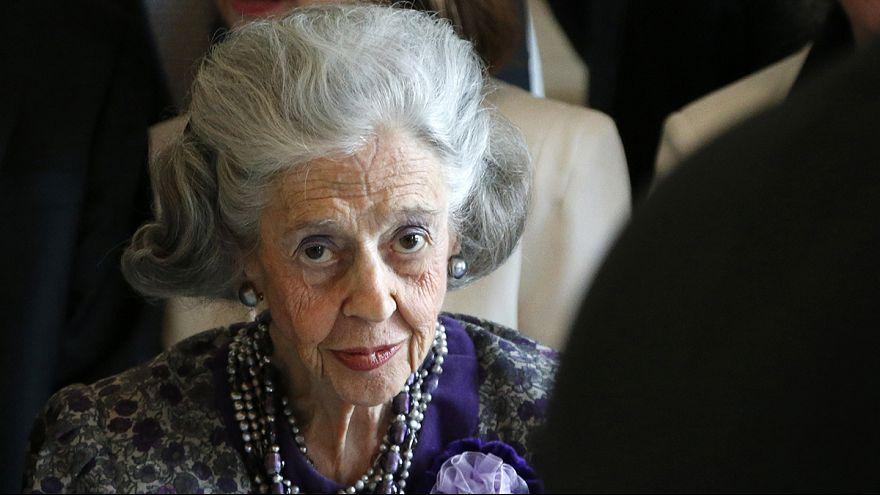 Belgier trauern um Königin Fabiola