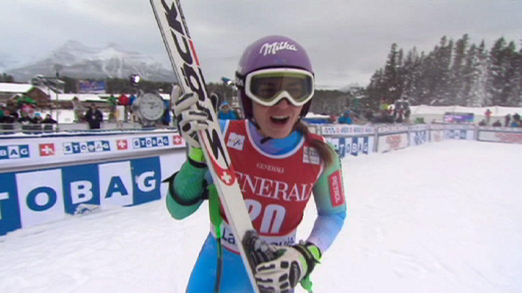 Ski alpin : Maze toujours impériale, Vonn de retour
