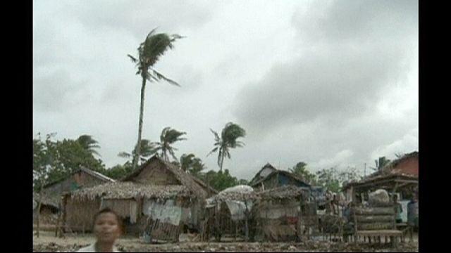 Les Philippines se préparent à l'arrivée du typhon Hagupit