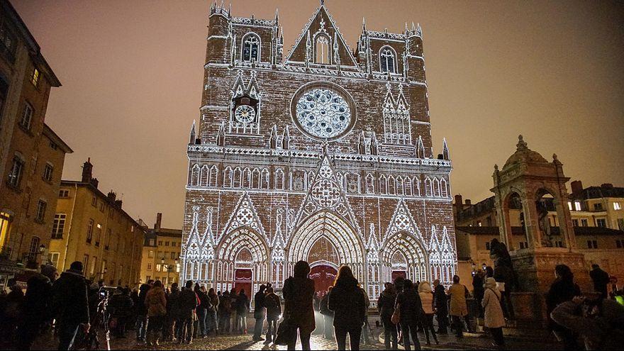 Lyon volta a maravilhar com a Festa das Luzes