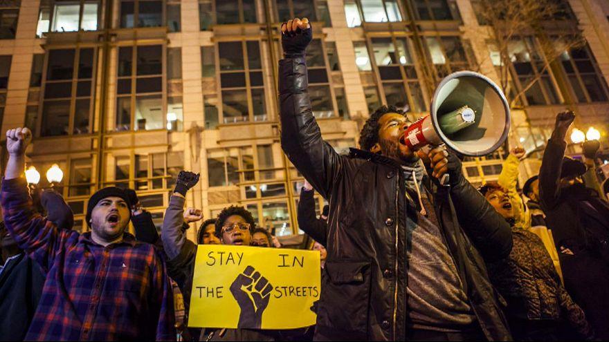 Wieder Demonstrationen gegen Polizeigewalt in den USA