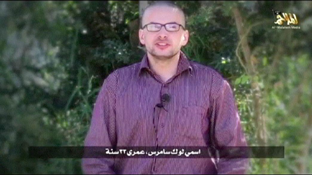 Confusión sobre la suerte del periodista estadounidense Luke Somers, secuestrado en Yemen
