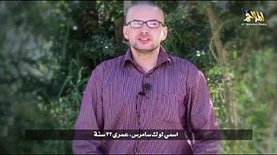 American hostage Luke Somers killed in failed rescue attempt says sister
