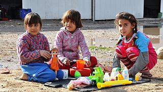 Το euronews στην Αρμπίλ - Χριστιανοί και γιαζιντίτες πρόσφυγες ζουν με το όνειρο της επιστροφής