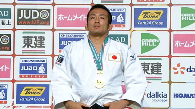 """Японские дзюдоисты продолжают собирать """"золото"""" на домашнем """"Большом шлеме"""""""