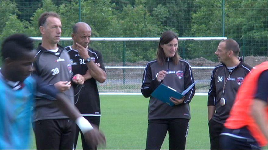 A francia másodosztályú Clermont Foot edzője utálja, ha nőként kezelik