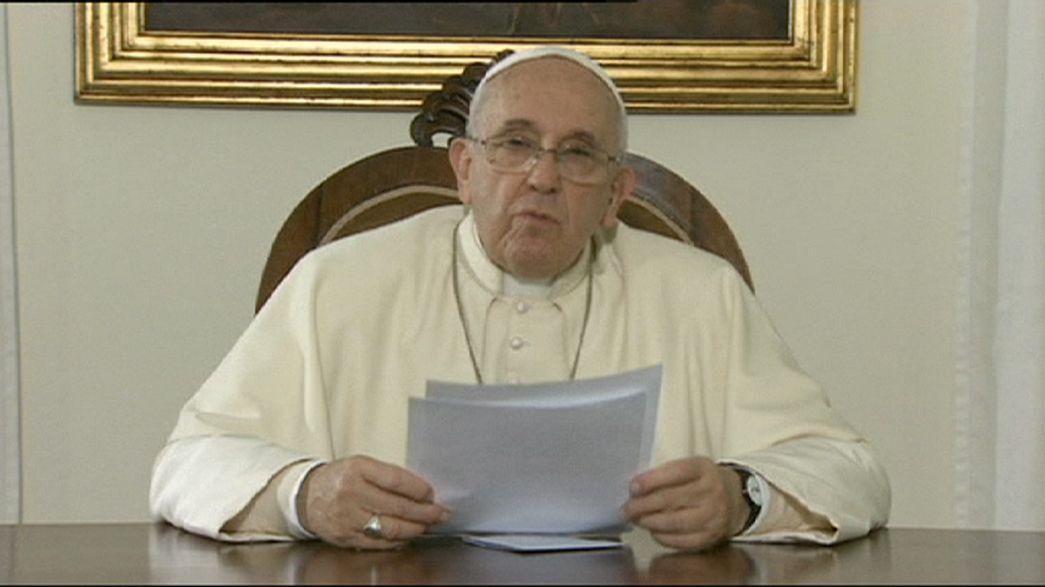 Papa denuncia exílio forçados dos cristãos no Médio Oriente