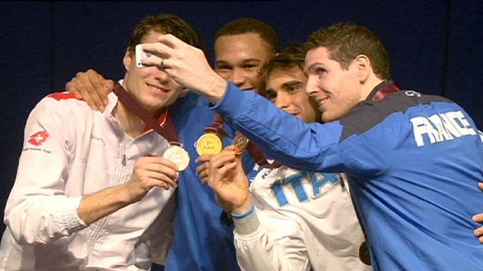 El francés Jerent brilla en el Gran Premio de Esgrima de Doha