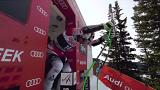 Reichelt takes first win in Super G World Cup