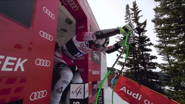 Reichelt trava Jansrud no Super-G de Beaver Creek
