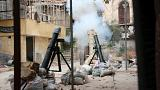 Conflicting versions of conflict in Syria as US and partner nations continue airstrikes against ISIL