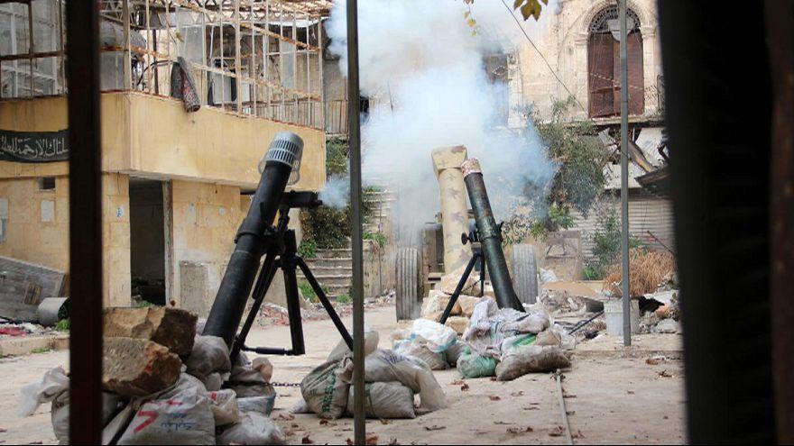 Syrien: Schwere Kämpfe um letzte Assad-Bastion im Osten