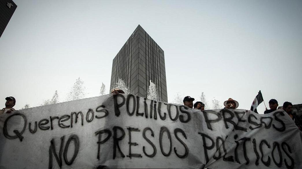 Identificado um estudante mexicano do grupo dos 43 desaparecidos